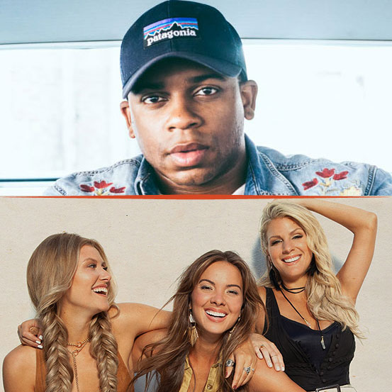 Jimmie Allen and special guests Runaway June Grandstand Event