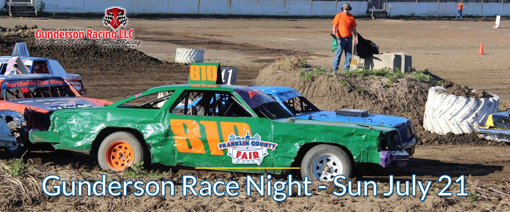Franklin County Fair Race Night! - Sunday July 21